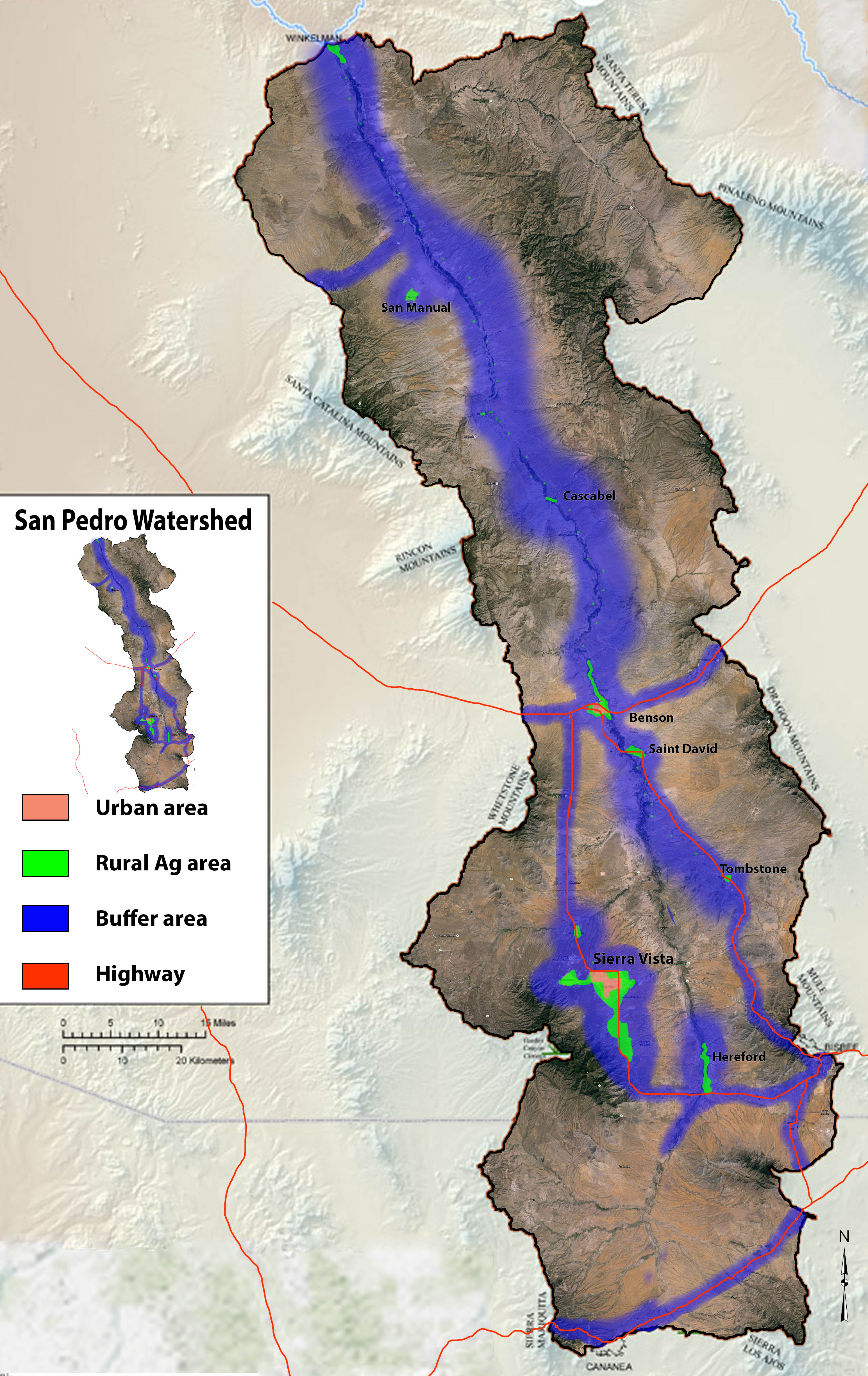 SANTA CRUZ WATERSHED